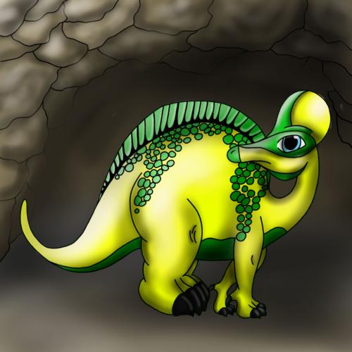 Serie Lil Dino - Espinosauro